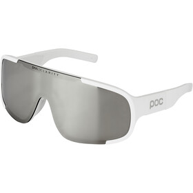 POC Aspire Sunglasses, hydrogen white/violet/silver